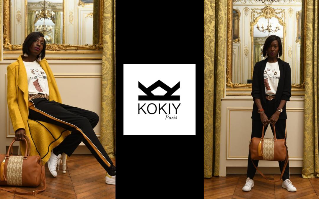 KOKIY PARIS, La Nouvelle Marque de Maroquinerie et Accessoires Haut de gamme
